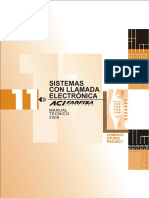 Sistemas Con Llamada Electrònica Es