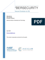 5G cybersecurity guide