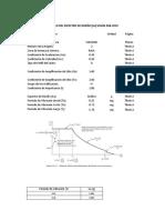 2  DG. Espectro de Diseño NSR-2010