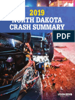NDDOT 2019 Crash Summary