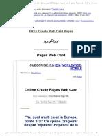 Web Card Page _ _Nu Sunt Multi CA El in Europa, Poate 2-3!_ Ce Spune Dragomir Despre 'Bijuteria' Popescu de La FCSB Pe Care Il Vrea La Nationala Mare _ Sport.ro