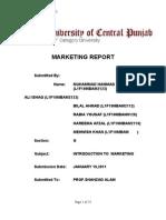 Marketing Plan of PEPSI[1] | Pepsi | Pepsi Co