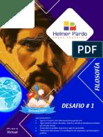 Desafio de filosofía