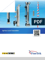 EF By-Pass Level Transmitter
