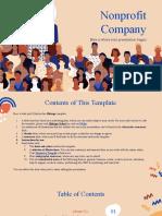 Non Profit Company Marketing Plan _ by Slidesgo