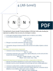 Chapter 14 Nitrogen and sulphur (Chemistry AS - Level)