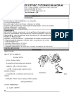 PLANO DE ESTUDO TUTORADO MUNICIPAL  MARIA SELMA caixa alta sem margem