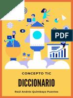 DICCIONARIO CONCEPTOS TIC