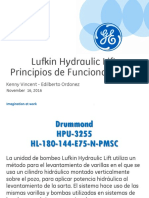 Lufkin Hydraulic Lift- Operation Guide-Customer_R03_SP