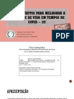Cartilha QV e Covid-19 no Amazonas
