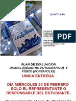 GUIA CAST 5TO AÑO PROF DAVIANCY