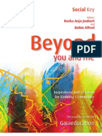 Beyond You and Me - Inspiration and Wisdom for Building Community