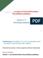 Séance n° 3 Politiques publiques S5 Droit public