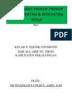 MATERI 2 K3