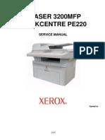 XEROX PE 220