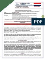 Educación Para La Seguridad Vial 1er. Curso Plan Específico - Copia