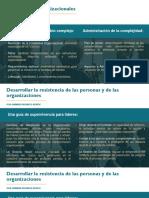 3- RELACION ENTRE LA CRISIS ENTORNO - INNOVACION ORGANIZACIONAL - PROCESO DE CAMBIO