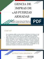 """""""Agencia de Compras de Las Fuerzas Armadas"""" (1)"""