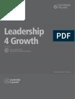 Leadership Programme Brochure