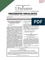 Precedente CCXLII Pleno - Propiedad exclusiva