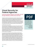 Cloud Security for Federal Agencies