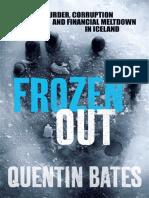 Frozen Out - Quentin Bates