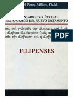 Filipenses - Samuel Pérez Millos(1)