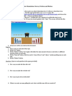 Phet Lab Sim Forces & Motion Basics (1)