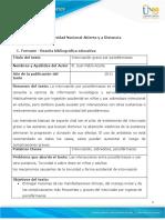 Formato 1 - Reseña Bibliográfica Educativa Kelly
