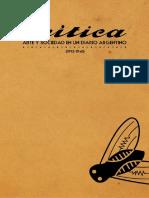 Fundación OSDE - Critica, arte y sociedad en un diario argentino