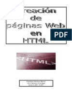 Temario Web