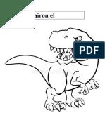 Tairon el dinosaurio