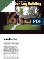 Case de Lemn Canadiene (Canadian Log Building)