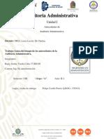 2 Linea Del Tiempo Auditoria Administrativa