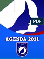 Agenda Herminda de La Victoria 2011