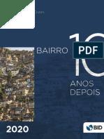 Favela Bairro Dez Anos Depois