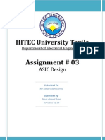 ASIC Assignment 03