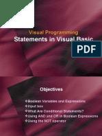 Visual Programming 3