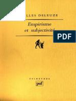 Empirisme et subjectivité essai sur la nature humaine selon Hume by Gilles Deleuze (z-lib.org)