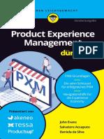 Product-Experience-Management-Für-Dummies-Deutsch