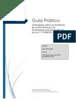 Guia Pratico análise Antecipação - B31