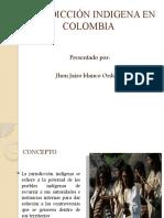 JURISDICCIÓN INDIGENA EN COLOMBIA - jhon Jiro blanco