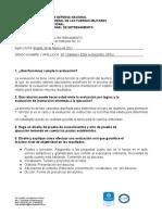 A. Evaluacion Del Entrenamiento Cpi 32