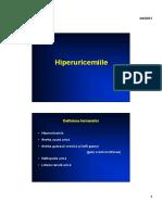 8. hiperuricemiile