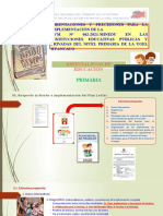Ppt Orientaciones Para Fería Del Libro, Plan Lector y Otros (1)