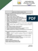 Objetivos para a 2ªficha de avaliação_9ºano_20_21