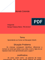 PPP Mundo Colorido