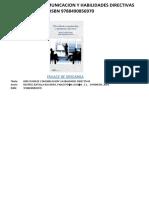 DIRECCION DE COMUNICACION Y HABILIDADES DIRECTIVAS ISBN 9788490856970
