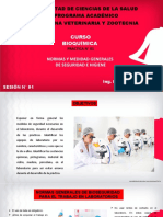 BIOQUIMICA VETERINARIA PRACTICA (Nº 1)) 2021 - I