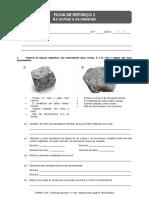 As rochas e os minerais